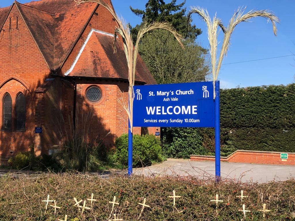 St Mary's Church Ash Vale