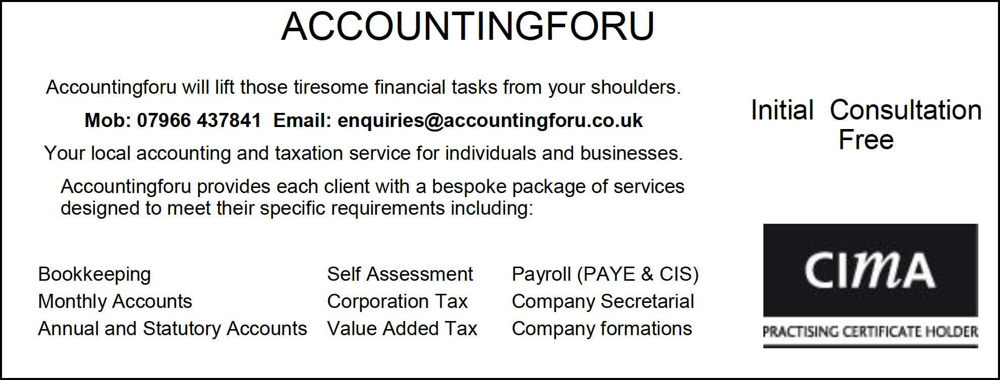 AccountingForU